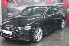 Audi A3 Sportback 35 TFSI CoD 150 S tronic 7 S LINE 2019 occasion Voiron 38500