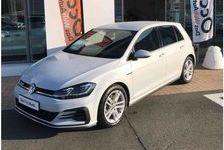 VOLKSWAGEN GOLF 2018 - White Silver Metallic - Golf 2.0 TDI 184 FAP DSG7 GTD 28490 24200 Sarlat-la-Canéda
