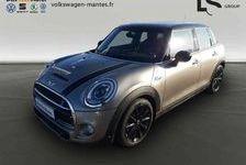 Mini MINI COUPE Mini Cooper S 192 ch BVA6 2016 occasion Mantes-la-Jolie 78200