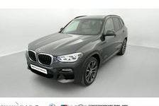 BMW X3 xDrive20d 190ch BVA8 M Sport 2018 occasion Chennevières-sur-Marne 94430
