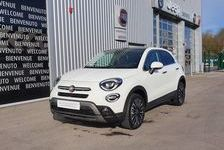Fiat 500 X 500X 1.3 FireFly Turbo T4 150 ch DCT Sport&Style 2021 occasion Châtenoy-le-Royal 71880