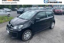 VOLKSWAGEN UP 2018 - Noir - Up 1.0 75 Up! Connect 9900 01170 Cessy