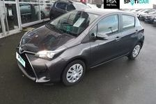 Toyota Yaris Hybride 100h France 2015 occasion Le Grand-Quevilly 76120