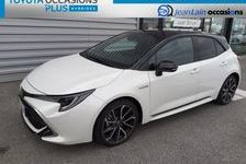 Toyota Corolla Hybride 122h Collection 2019 occasion Valence 26000