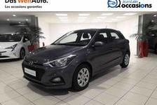 Hyundai i20 1.2 75 Initia 2018 occasion La Motte-Servolex 73290