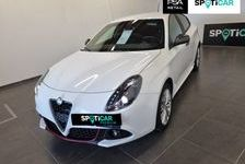 Alfa Romeo Giulietta Série 2 1.4 TB MultiAir 170 ch S&S TCT Super 2018 occasion Barentin 76360