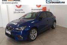 Seat Ibiza 1.0 EcoTSI 115 ch S/S DSG7 FR 2020 occasion Voiron 38500