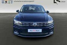 VOLKSWAGEN TIGUAN 2017 - Bleu Métallisée - Tiguan 2.0 TDI 150 BMT 4Motion Carat Exclusive 30990 78630 Orgeval