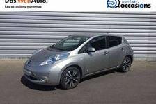 Nissan Leaf Electrique Tekna 2016 occasion Annemasse 74100
