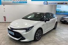 Toyota Corolla Touring Sports Hybride 122h Design 2020 occasion La Motte-Servolex 73290