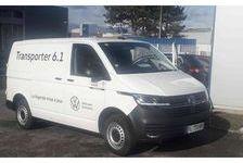 Volkswagen Transporter TRANSPORTER 6.1 FGN L1H1 2.0 TDI 110 BVM5 BUSINESS LINE 2019 occasion Annemasse 74100