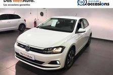 Volkswagen Polo 1.0 65 S&S BVM5 CONNECT Confortline 2019 occasion Seynod 74600