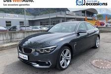 BMW Série 4 Gran Coupé 440i xDrive 326 ch Luxury A 2017 occasion Sallanches 74700