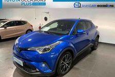 Toyota C-HR Hybride 122h Dynamic 2018 occasion Seynod 74600