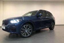 BMW X3 xDrive20d 190ch BVA8 M Sport 2020 occasion Saint-Thibault-des-Vignes 77400