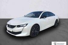 PEUGEOT 508 2019 - Blanc - 508 BlueHDi 180 ch S&S EAT8 GT Line 40934 95870 Bezons