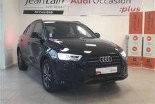 Audi Q3 1.4 TFSI COD 150 ch S tronic 6 Midnight Series 2018 occasion Voiron 38500