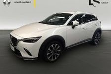 Mazda Cx-3 CX-3 2.0L Skyactiv-G 121 4x2 Selection 2018 occasion Mantes-la-Ville 78711