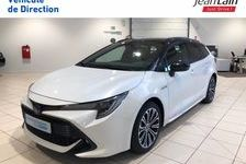 Toyota Corolla Touring Sports Hybride 122h Design 2020 occasion Pontcharra 38530