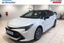 Toyota Corolla Touring Sports Hybride 122h Design 2020 occasion Pontcharra 38530
