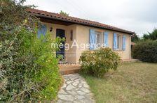Plain pied 4 chambres dans quartier calme avec jardin 173000 Valderiès (81350)