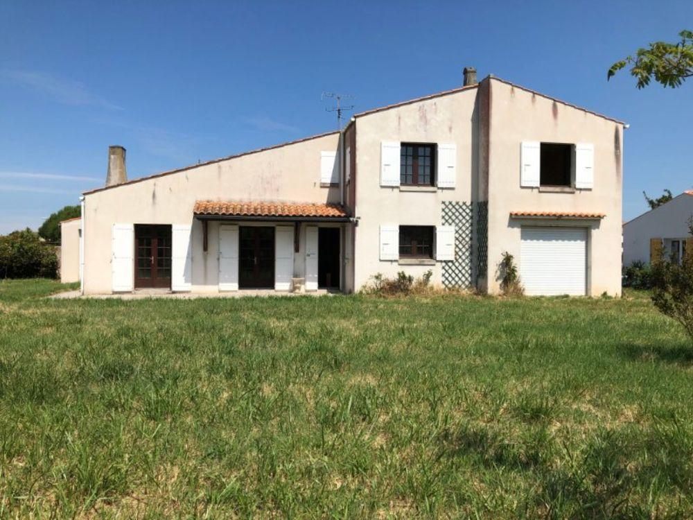 Vente Maison SAINT-GEORGES D'OLÉRON, Chéray, maison de 154 m²  à Saint-georges-d'oleron