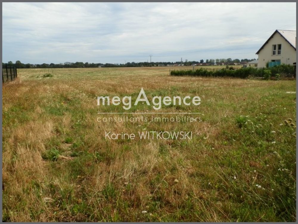 Vente Terrain Terrain constructible  de 977 m² à Aubigny sur nère Aubigny-sur-nere