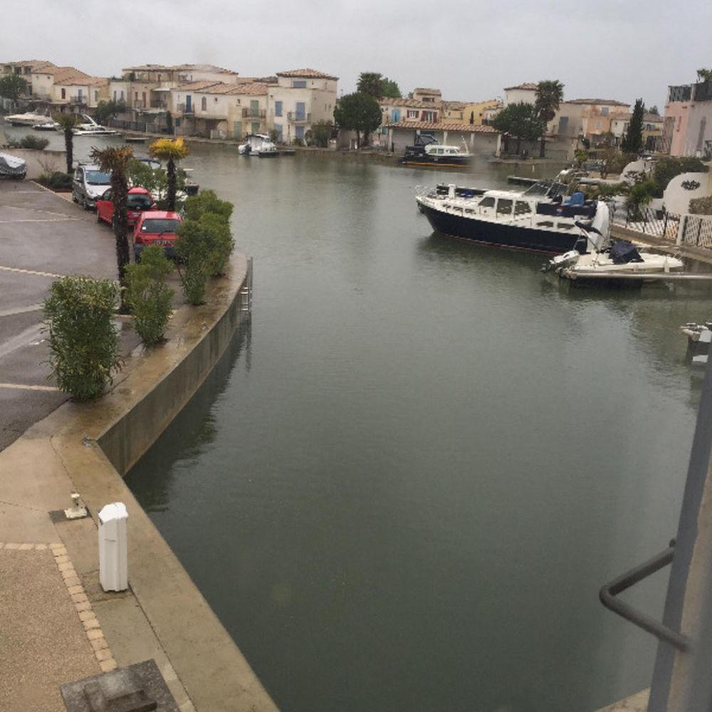 Vente Appartement Marina 2 chambres dans un cadre exceptionnel  à Aigues-mortes