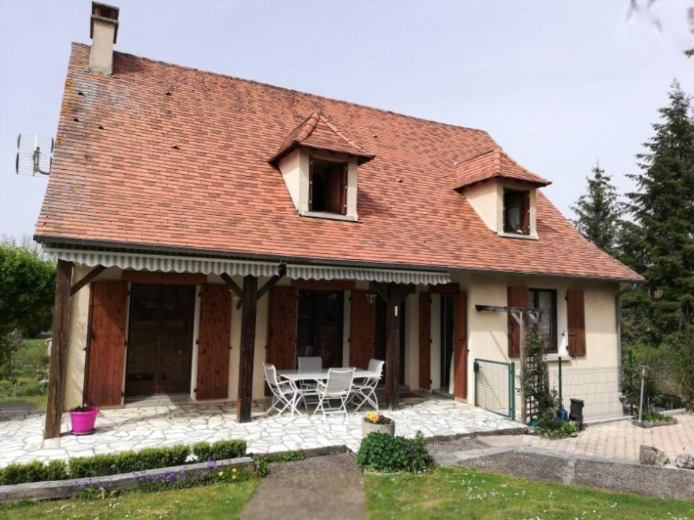 Vente Maison Maison traditionnelle 174m2 5 chambres  à Saint-constant-fournoules