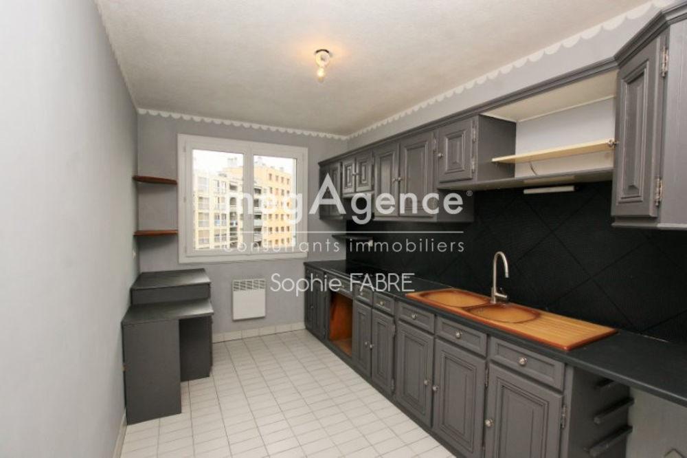 Vente Appartement Secteur Lacassagne - Appartement 4 pièces 102 m² + stationnement Lyon 3