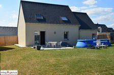 Pavillon 5 Piéces , RT2012 184000 Château-Gontier (53200)