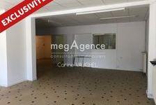 local commercial  de 110 m² 96000