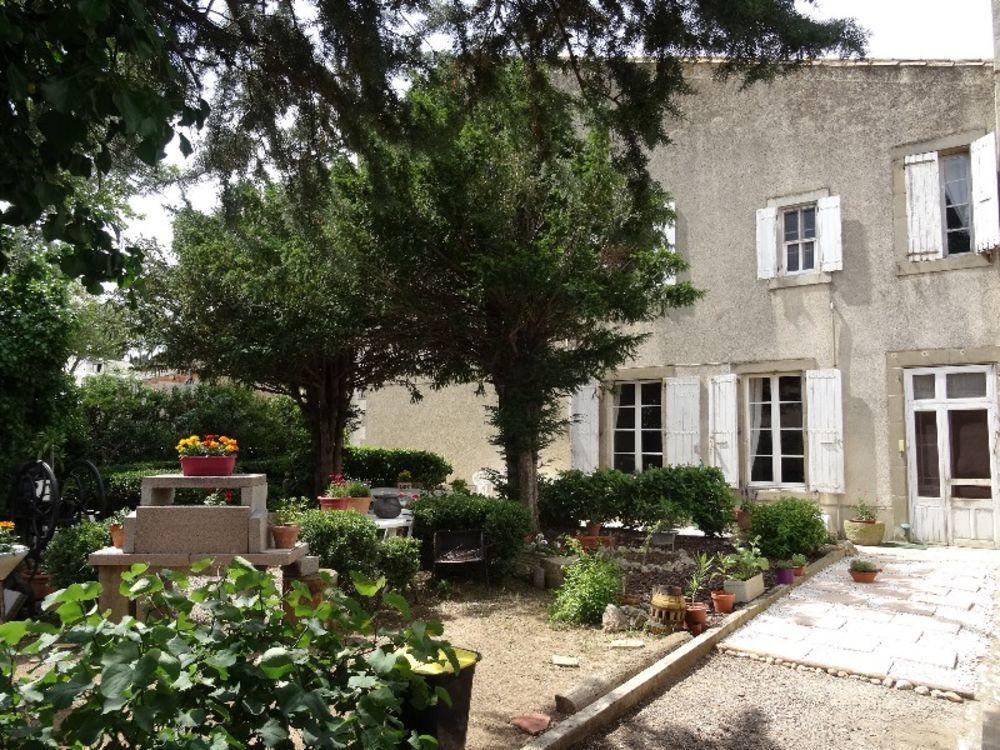 Vente Maison Vaste maison de Maître  à Saint-laurent-de-la-cabrerisse