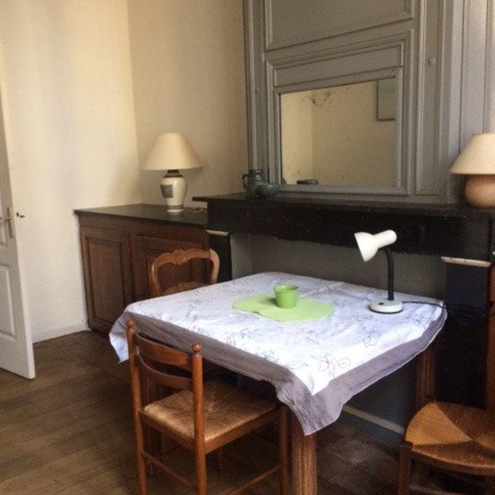 Location Appartement Studio de 28m² Centre ville Valenciennes  à Valenciennes