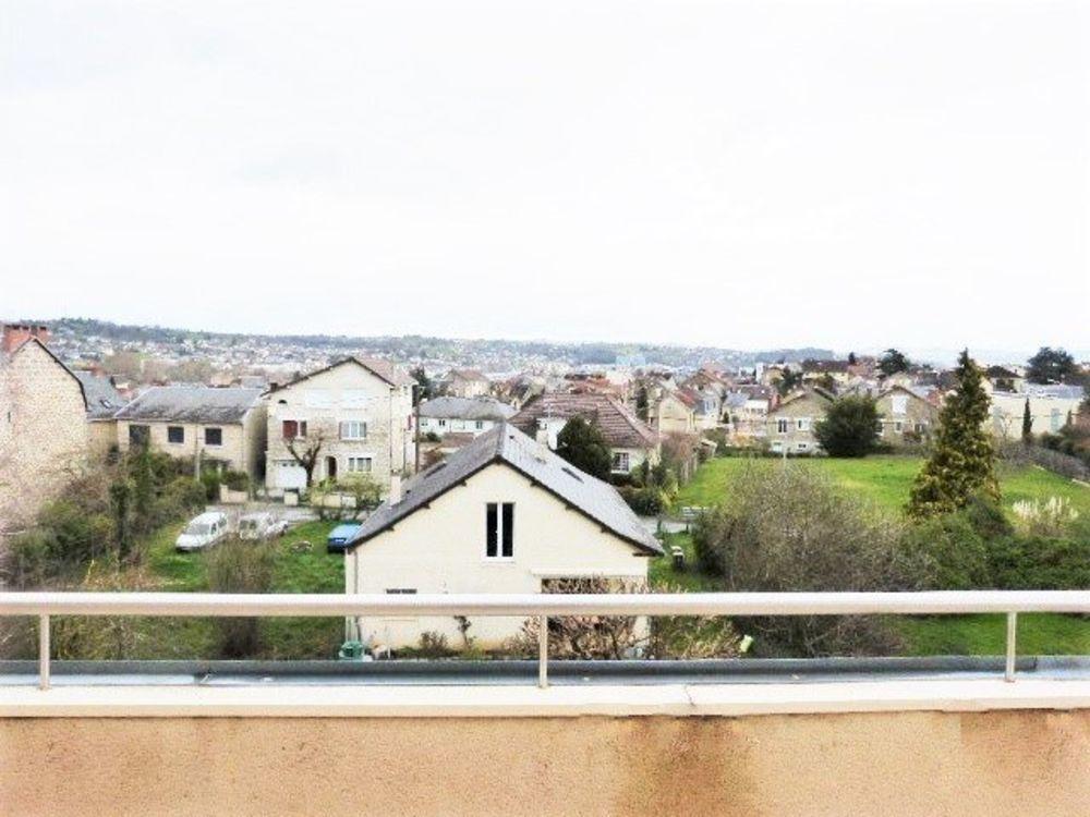 Vente Appartement Appartement F3 avec deux terrasses  à Brive-la-gaillarde