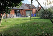 Maison semi individuelle  Semi plain pied   3 chambres garage parking Proximité commerce 425000 Lys-lez-Lannoy (59390)