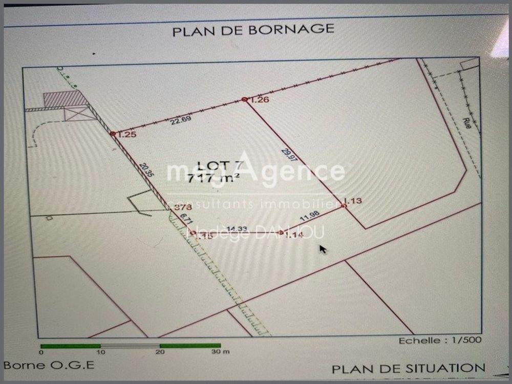 Vente Terrain PARCELLE VIABILISÉE DE 717M2 A LANDELLES ET COUPIGNY Landelles-et-coupigny