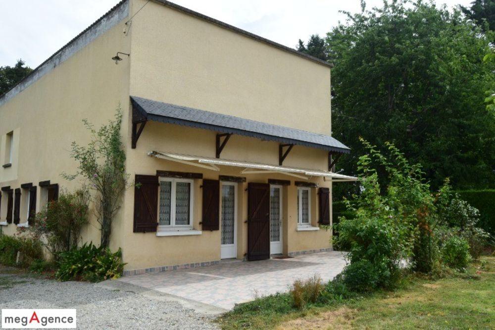 Vente Maison maison de bourg avec terrain constructible  à Cosse-le-vivien