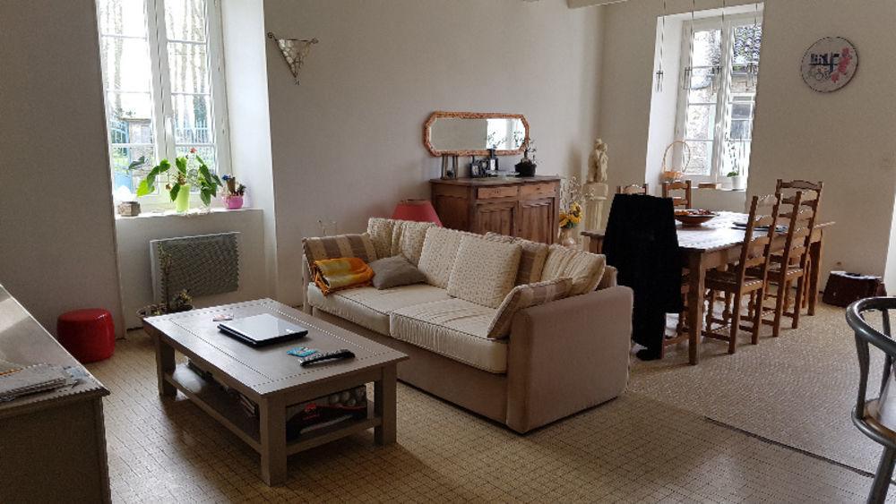 Vente Maison Maison en pierre avec dépendances Proche Aulnay  à Paille