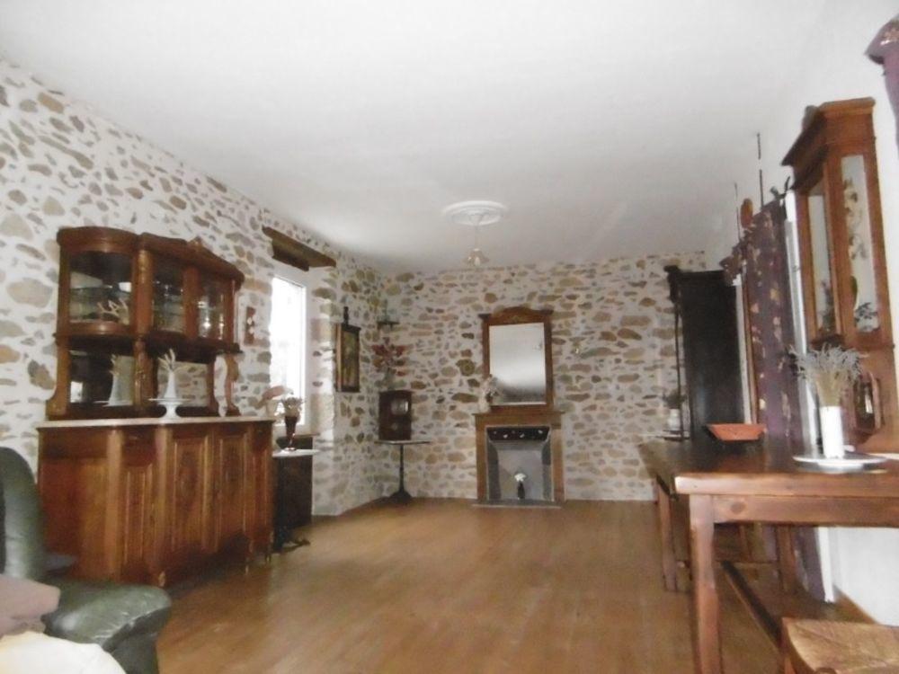 Vente Maison Vaste maison bourgeoise idéale profession libérale  à Saint-sulpice-lauriere