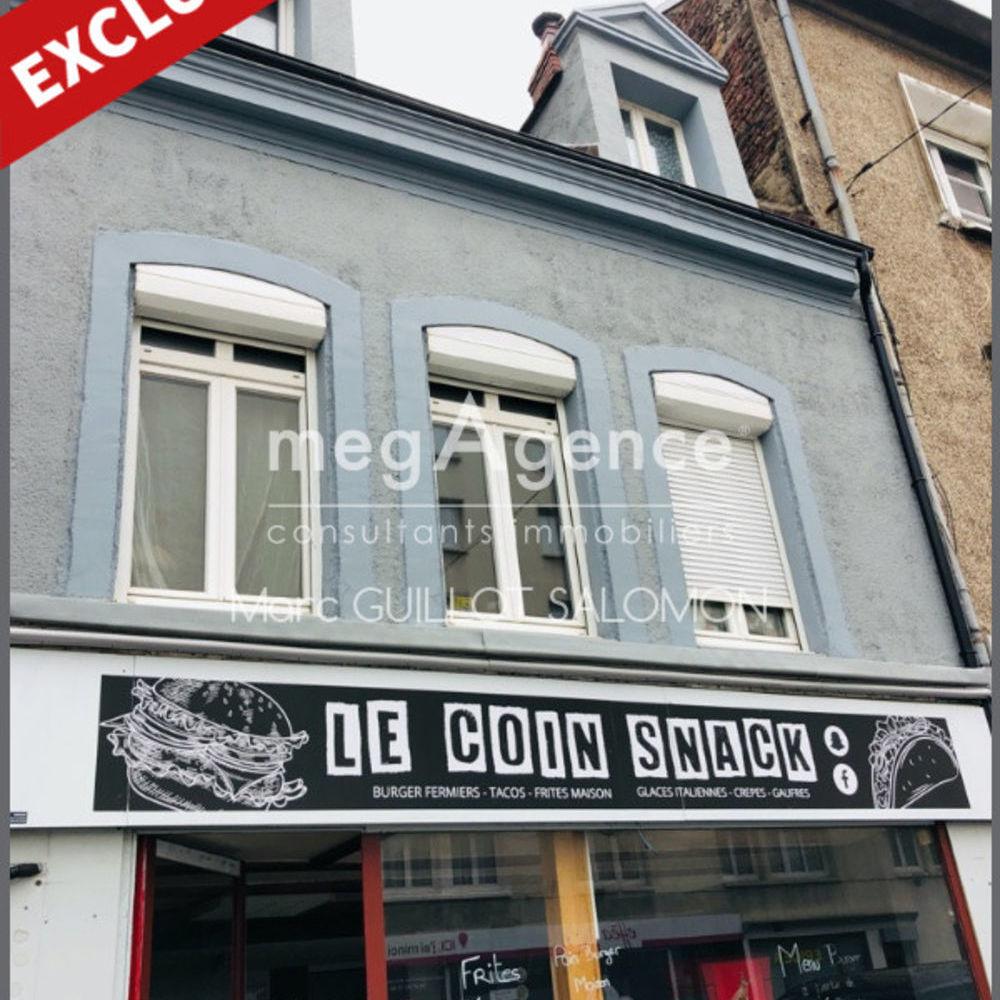 Vente Immeuble Immeuble de rapport de 165 m2 Boulogne-sur-mer