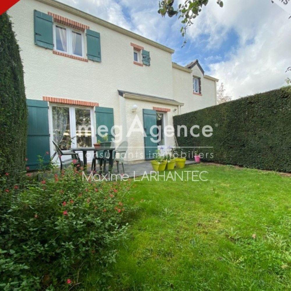 Vente Maison Maison T4 de 82m2 - Quartier Bernus - VANNES  à Vannes