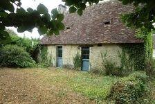 Fermette de village et 2000 m² de terrain à bâtir 127200 Longnes (72540)