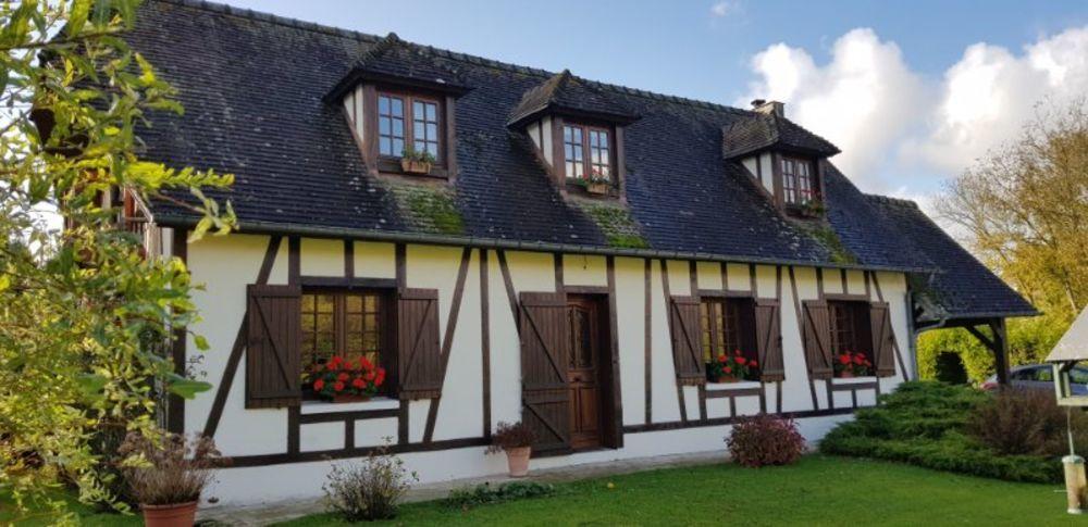 Vente Maison A VENDRE LONGERE + DEPENDANCE AVEC GITE  à Saint-hellier