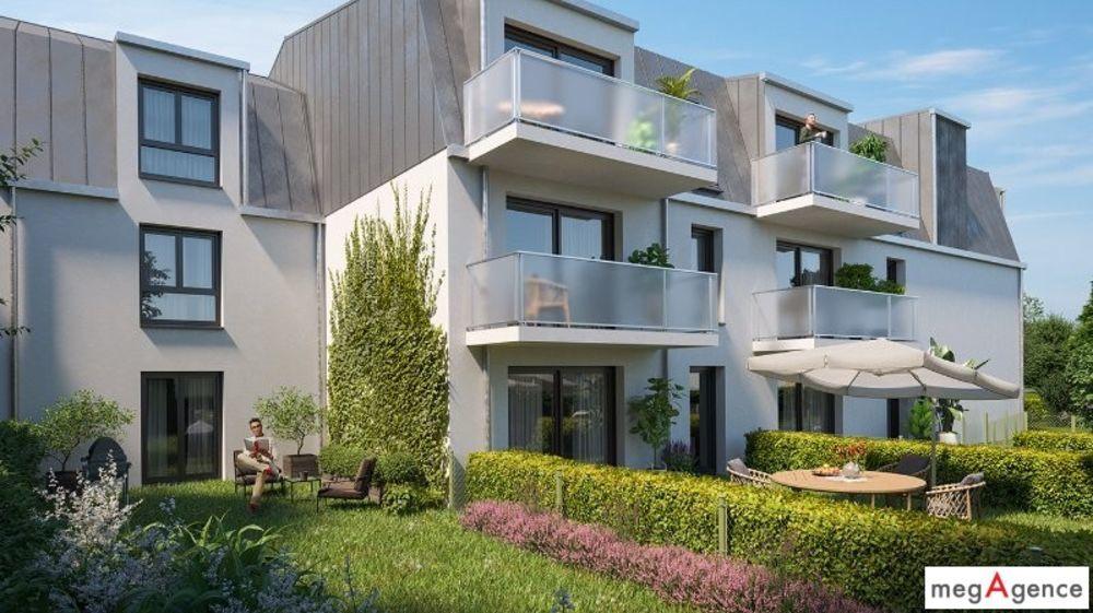 Vente Appartement APPARTEMENT T3 BIHOREL EGLISE  à Bihorel