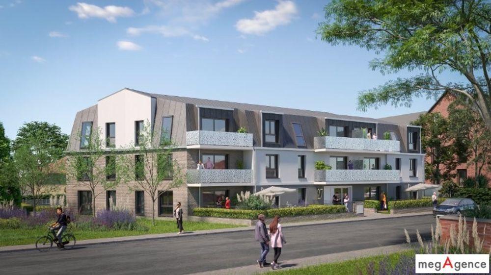 Vente Appartement APPARTEMENT T2 BIHOREL EGLISE  à Bihorel