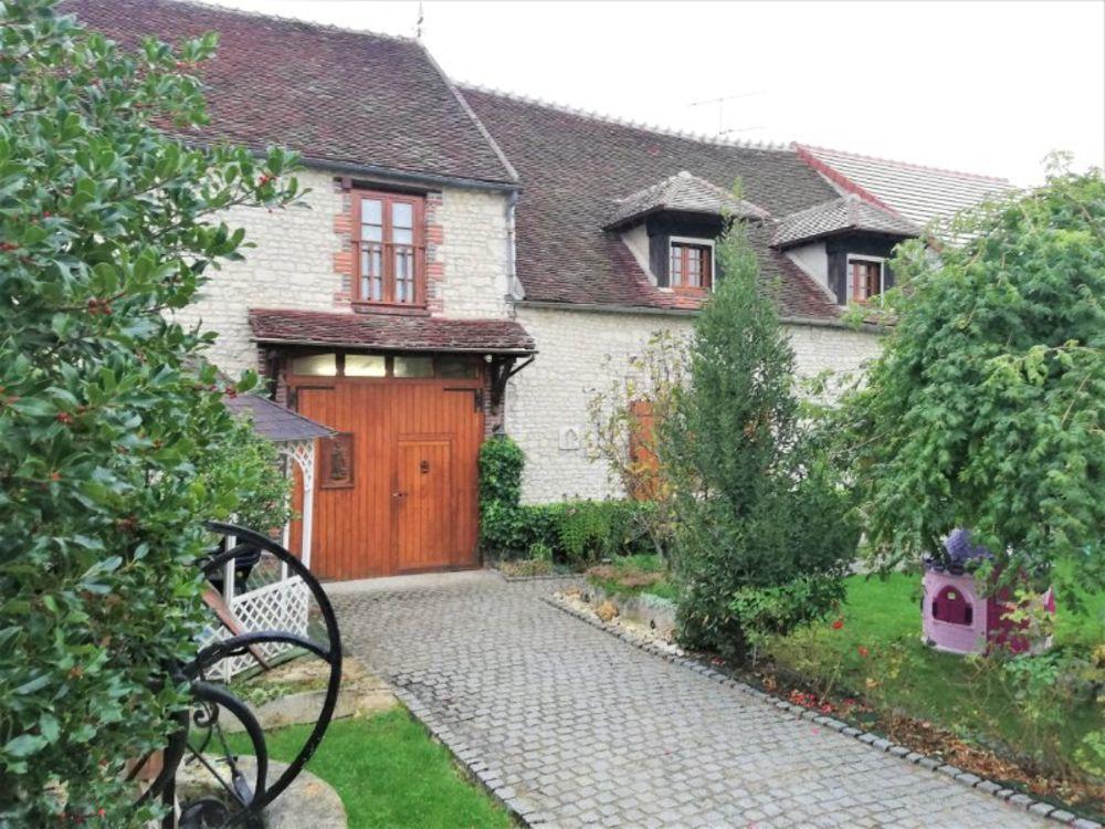 Vente Maison Belle maison ancienne habitable de suite  à Epineau-les-voves