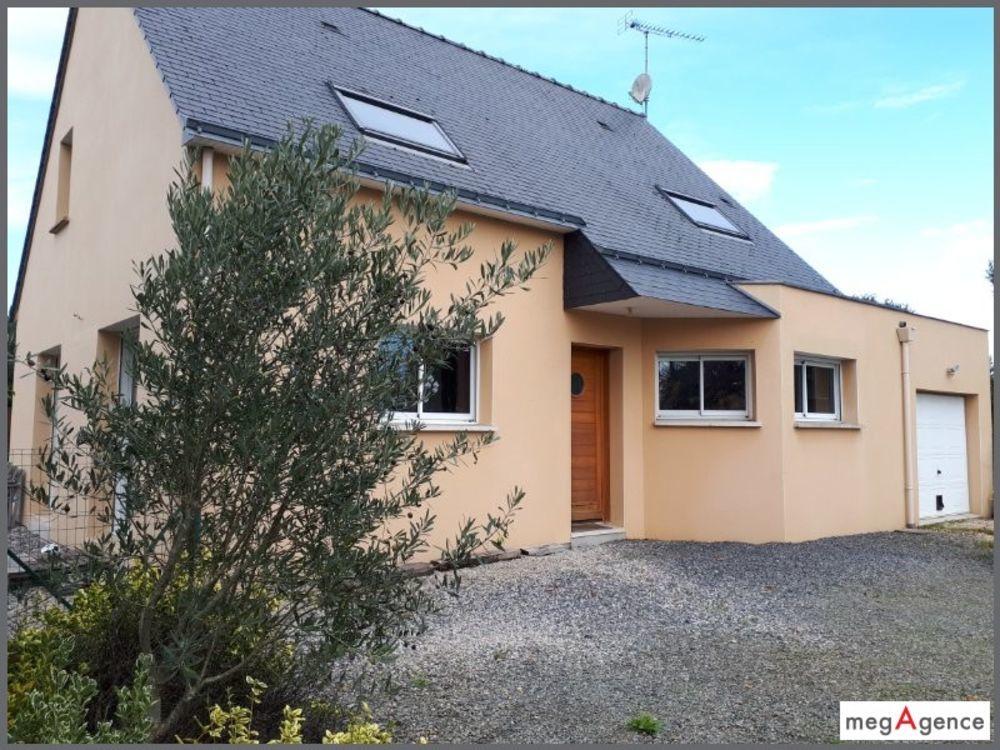 Vente Maison Maison avec garage, terrain clôturé 1000 m² avec dépendance.  à Val d'anast