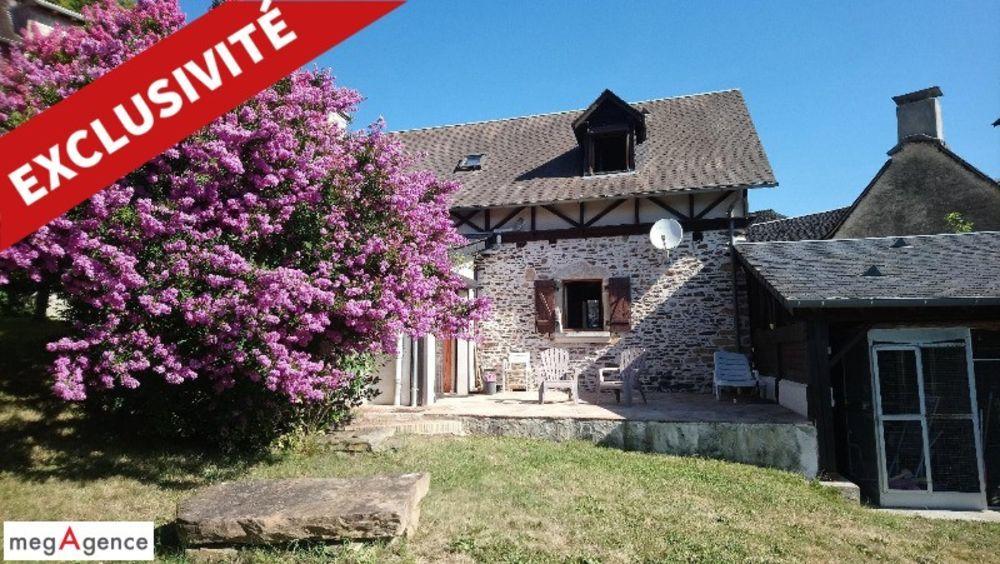 Vente Maison Charmante maison en pierre entre Brive et Tulle  à Saint-hilaire-peyroux