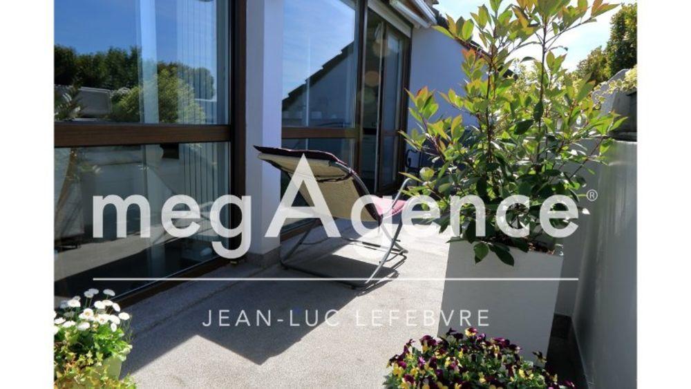 Vente Appartement T4 en Copropriété proximité centre ville mais au calme avec terrasse exposée toute l 'après midi  à Lannoy